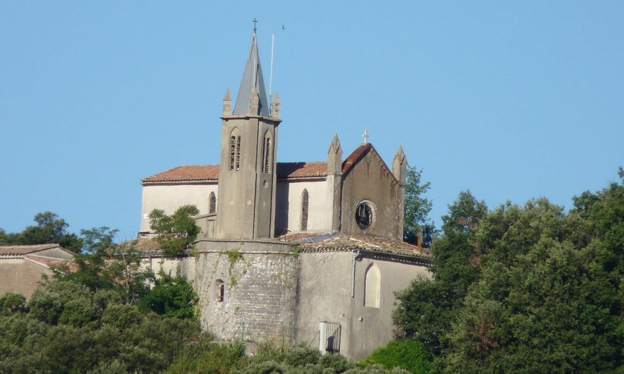 Rénovation de la chapelle Notre-Dame de la Salette à Tourves